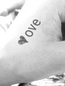 love name tattoo